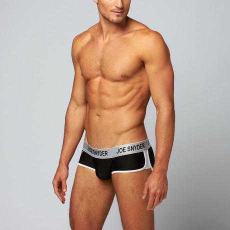 Activewear Mini Shorty // Black (S)
