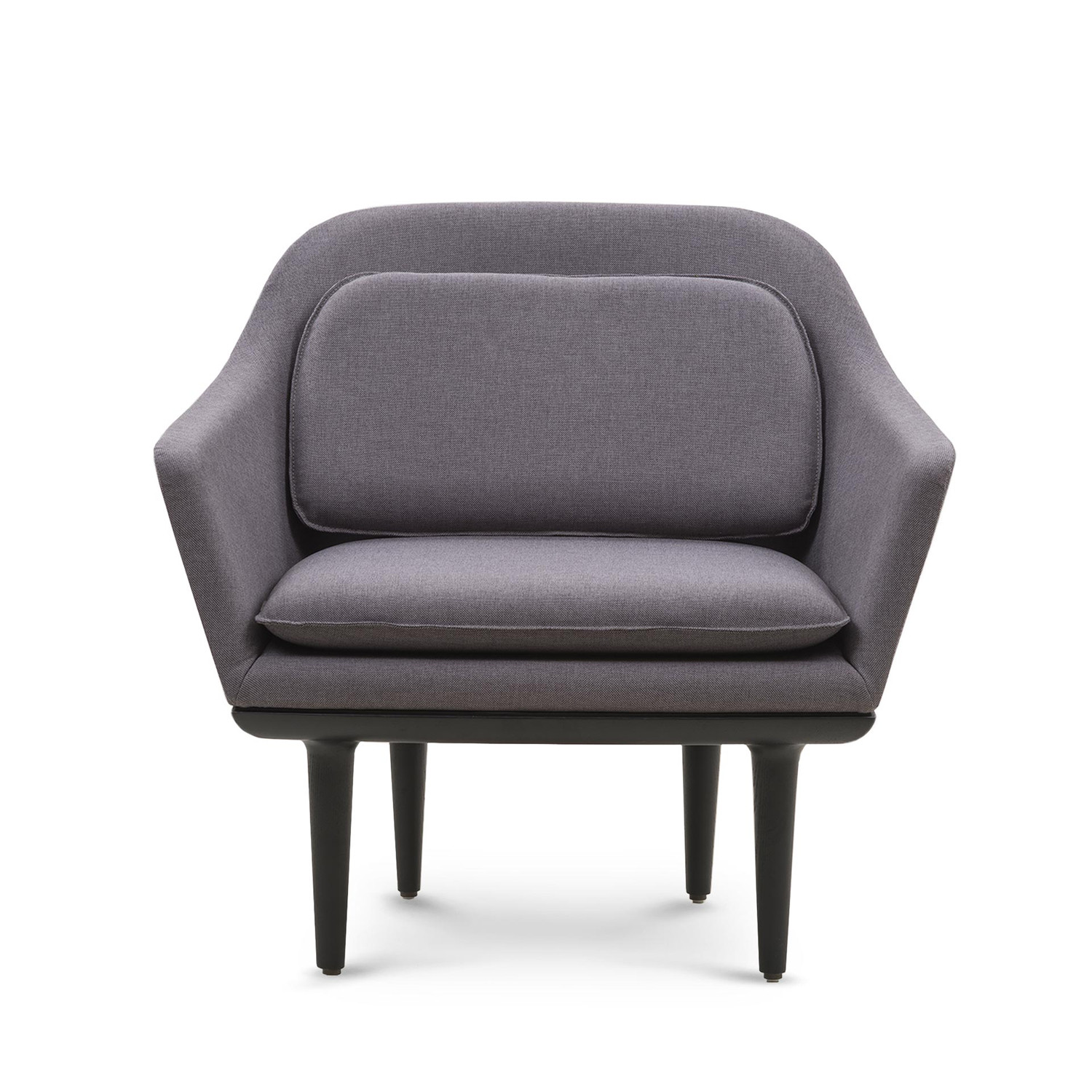 Lunar Lounge Chair Grey Stellar Works Touch of Modern