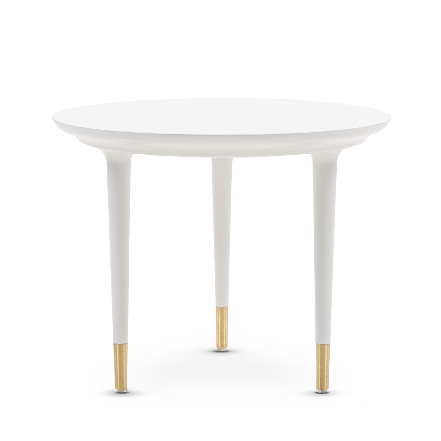 Lunar side table black stellar works touch of modern - Lunar Side Table Black Stellar Works Touch Of Modern