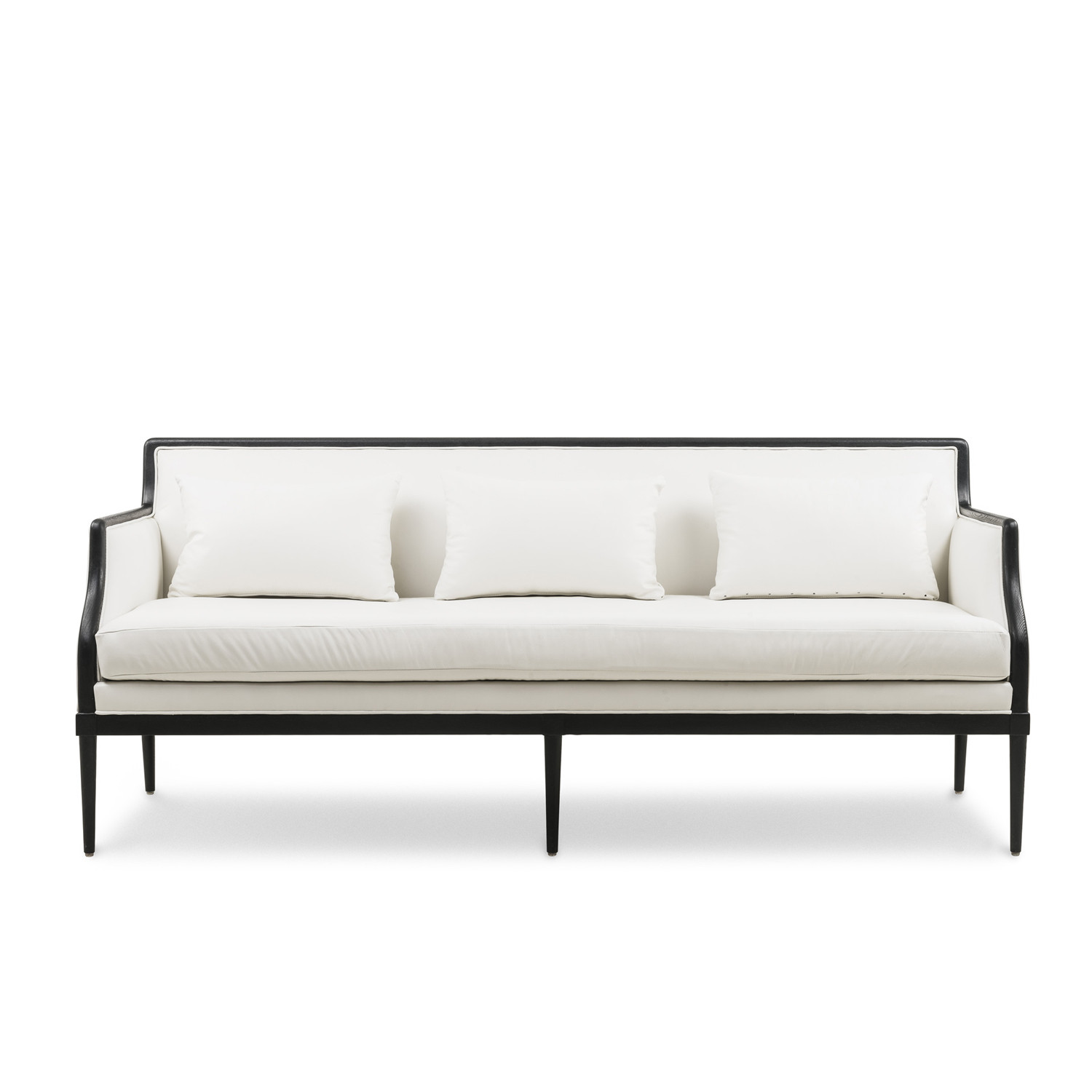 Front Elevation Of Sofa : Laval sofa stellar works touch of modern