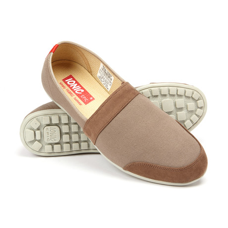 Lounger Slip-On Sneaker // Brown (US: 7)