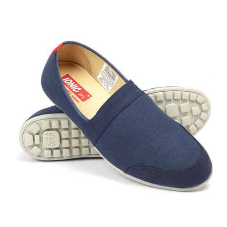 Lounger Slip-On Sneaker // Navy Blue (US: 7)