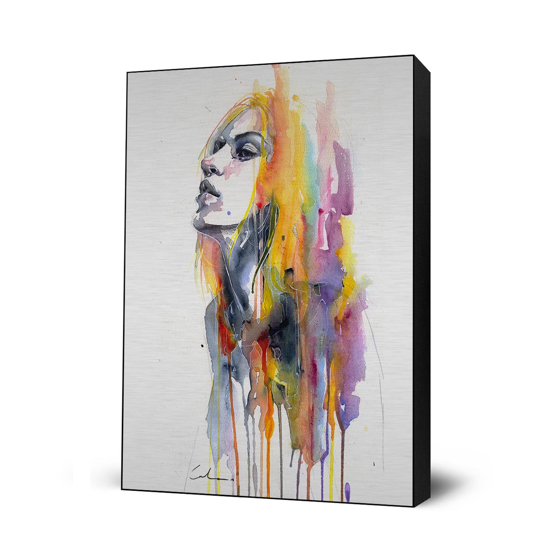 Sunshower (8H x 12W x 2D)  Metal Art Prints  Touch of Modern ~ Sunshower Art_040753