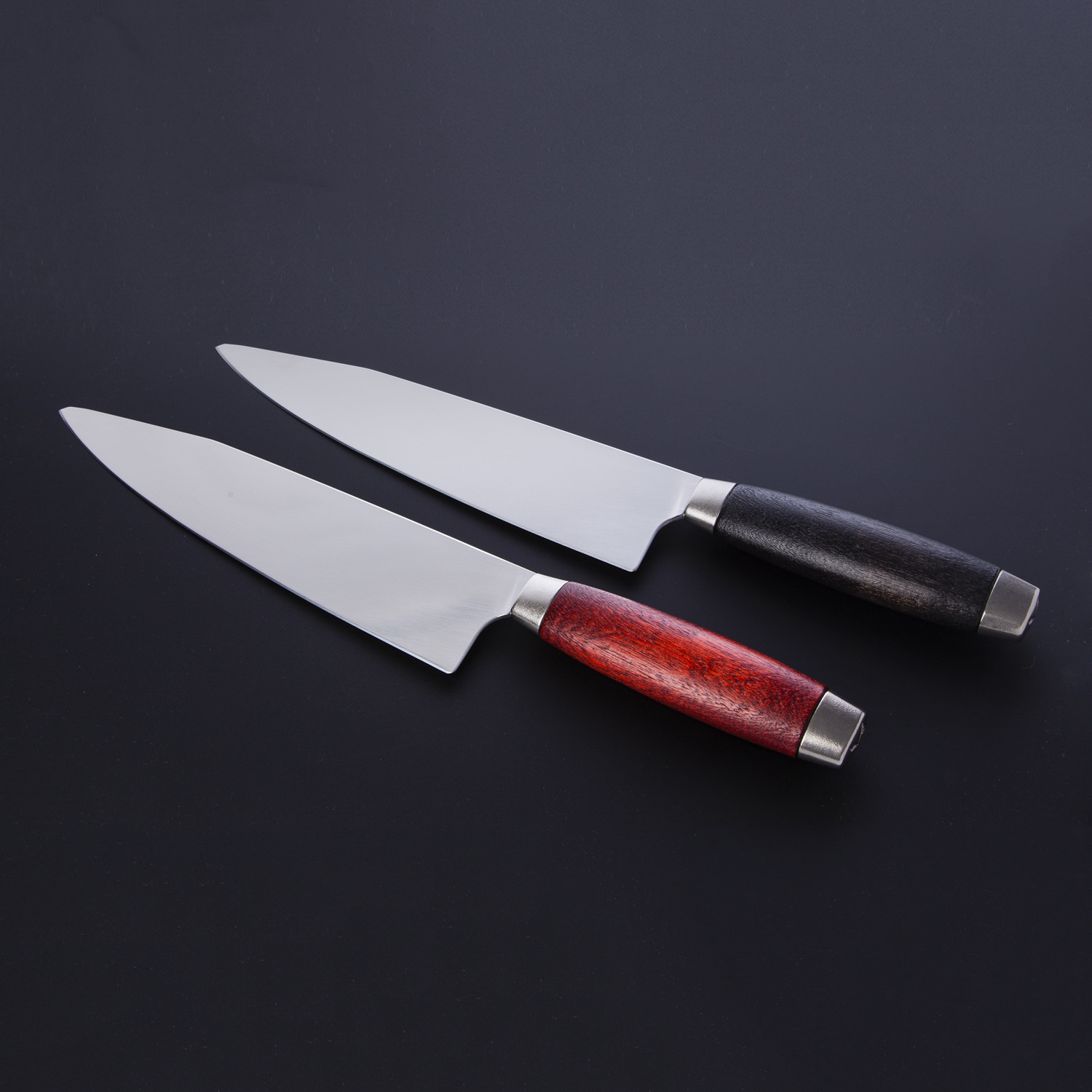 classic 1891 chef 39 s knife red mora kniv touch of modern. Black Bedroom Furniture Sets. Home Design Ideas