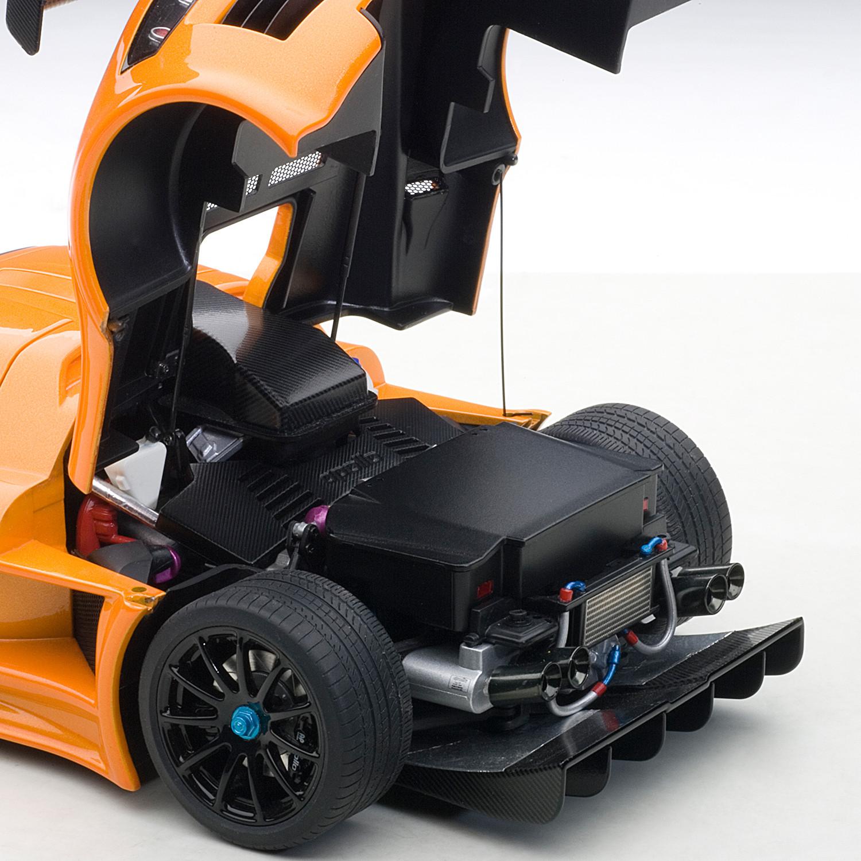 gumpert apollo metallic orange desk toys touch of modern. Black Bedroom Furniture Sets. Home Design Ideas