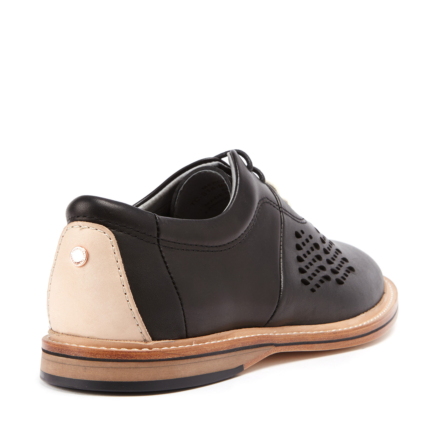 Mercer // Black (US: 12) - Shoe Clearance