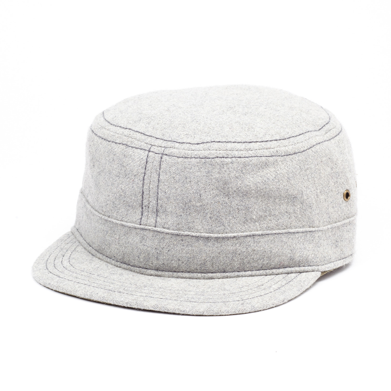 Berkeley Cadet Hat    Grey (S) - Goorin Brothers - Touch of Modern a8b9c4a0269