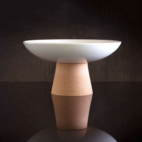 Soul Mate Pedestal Bowl // High