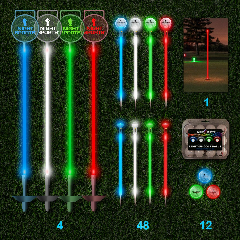flashflight balls lacrosse ball lighting up lightup lighted led light