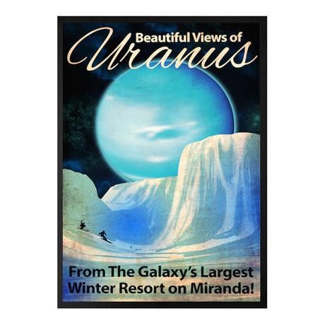 Futuristic Uranus