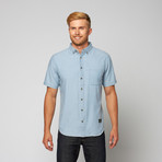 Lifetime Collective // Mt. Pleasant Button Down // Light Blue (S)
