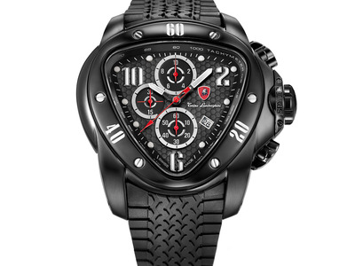 Photo of Tonino Lamborghini The Raging Bull of Horology Lamborghini Jumbo Spyder Chronograph Quartz // 1505 by Touch Of Modern