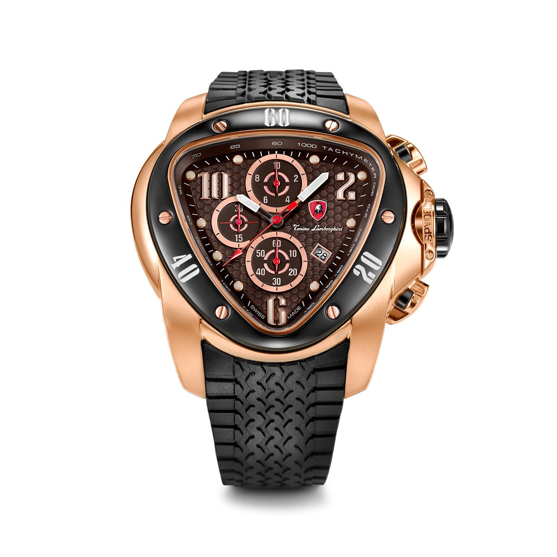 Tonino Lamborghini Watch >> Lamborghini Jumbo Spyder Quartz 1506 Tonino Lamborghini Watches