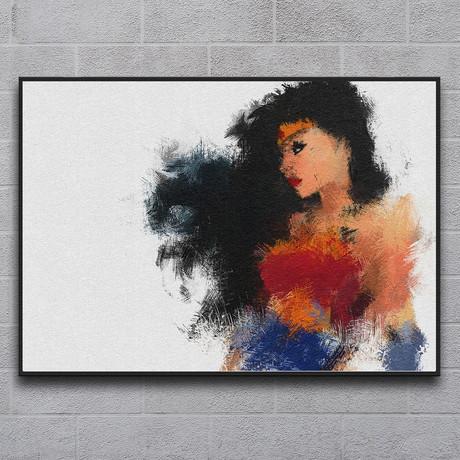 "Diana Prince (11.7""L x 16.5""H)"