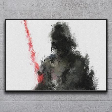 """Dark Lord (11.7""""L x 16.5""""H)"""