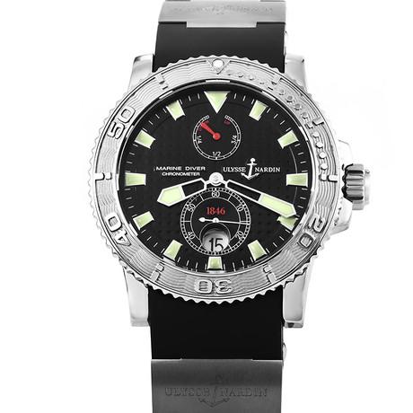Часы ulysse nardin 263 33 цена marine chronometer #1132