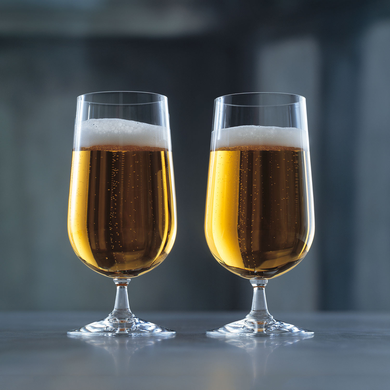 grand cru beer glass set of 2 rosendahl touch of modern. Black Bedroom Furniture Sets. Home Design Ideas
