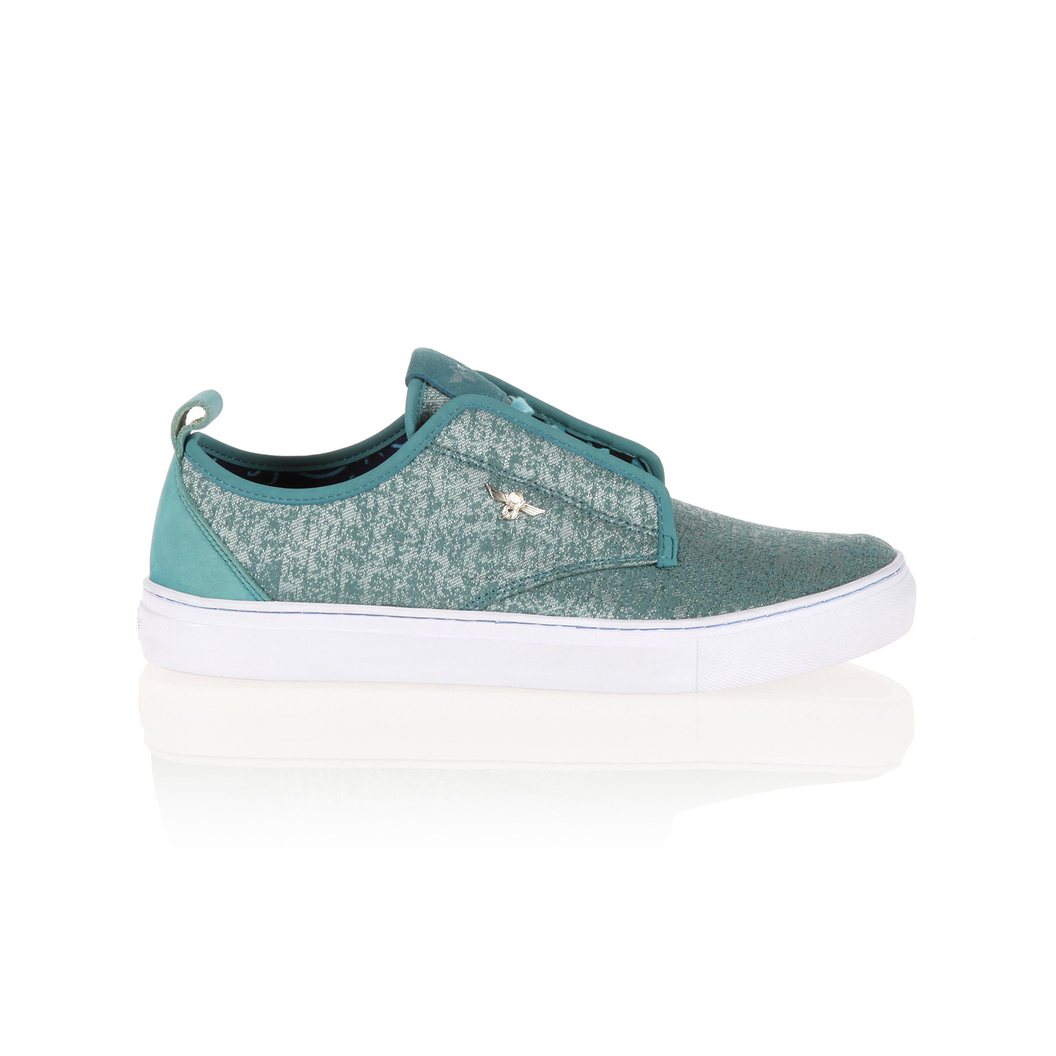 lacava sneaker aqua sea white us 12 creative recreation