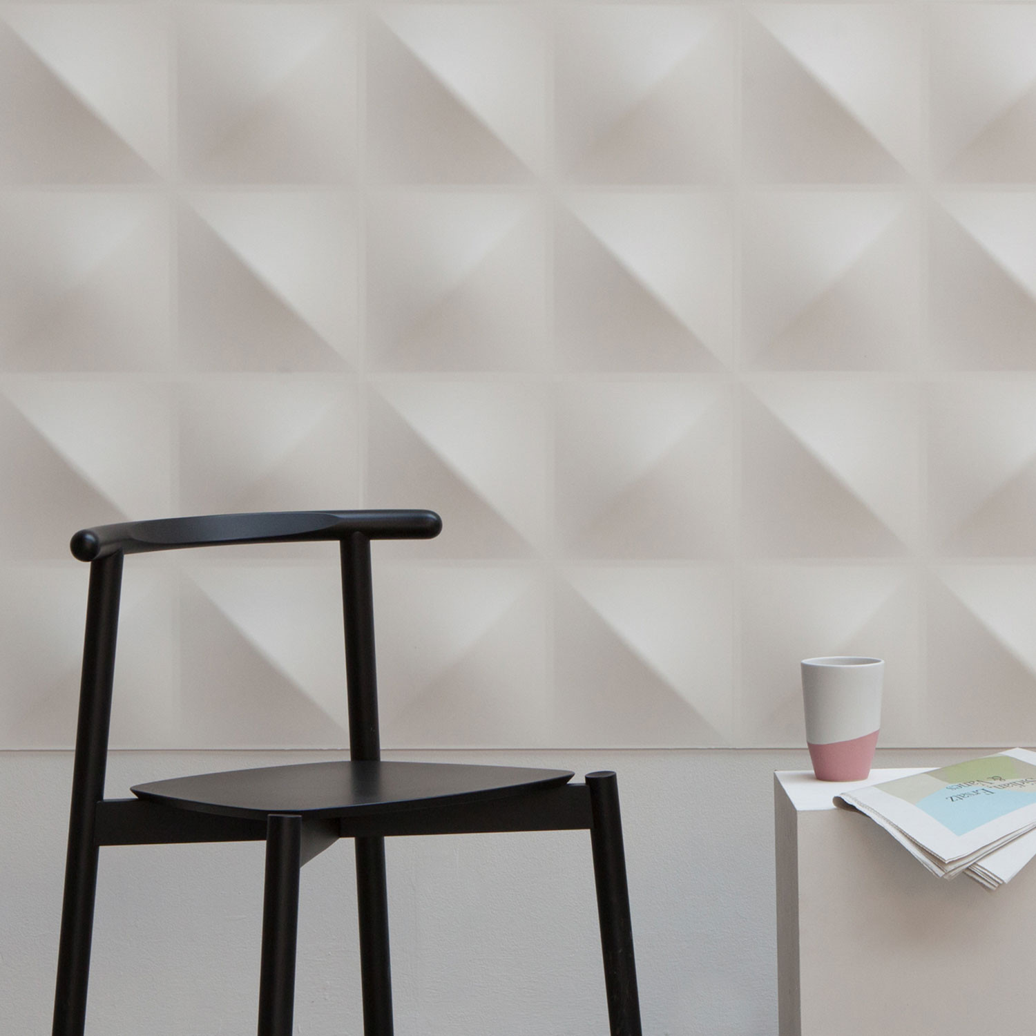Bamboo Wall Panels // Dunes - 3d Wall Decor - Touch of Modern