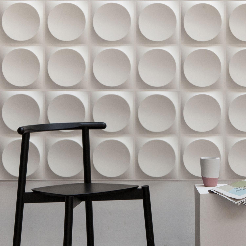 Bamboo Wall Panels Moonscape 3DWalldecor Touch of Modern