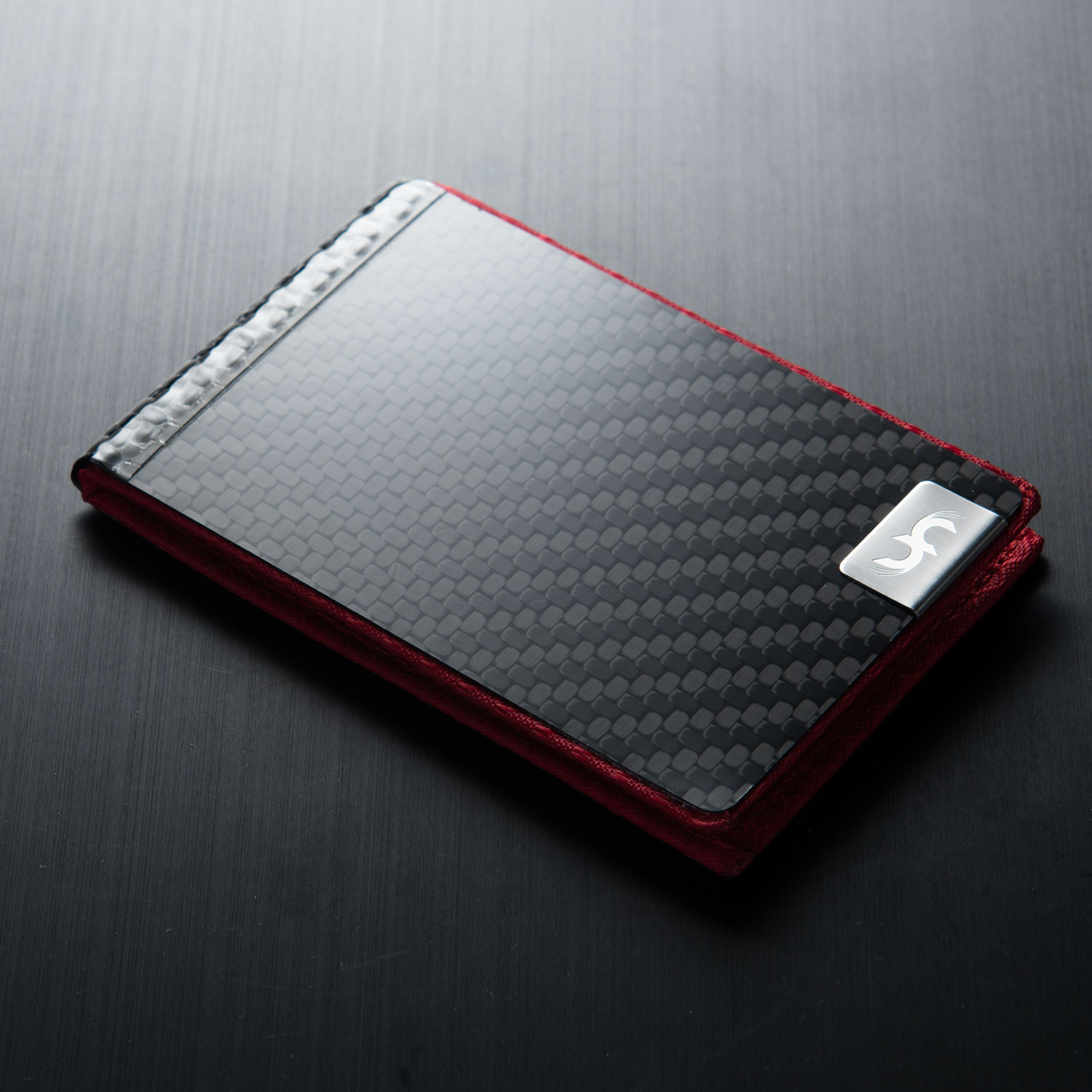 Slim wallet black common fibers touch of modern for What is touchofmodern