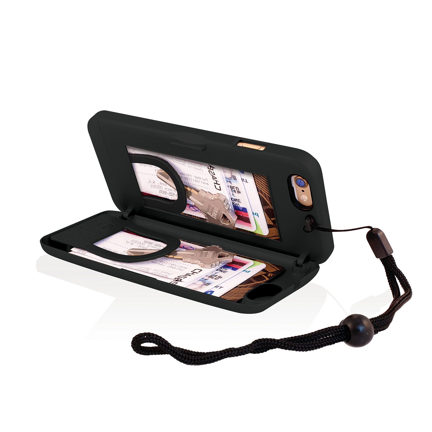 Iphone S Case With Hidden Compartment