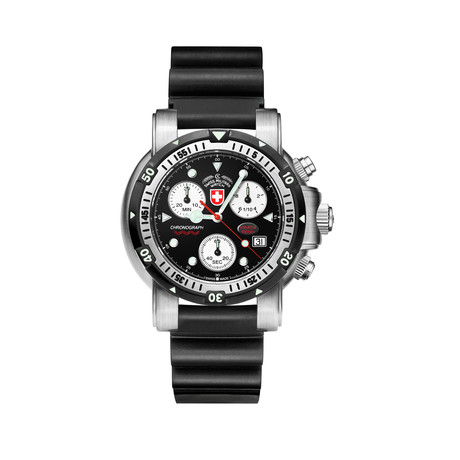 Swiss Military Seawolf I Chronograph Quartz // 17261