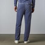 Knitted Pant // Indigo (S)