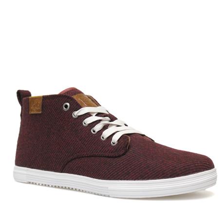 Leon Sneaker // Burgundy (US: 7)