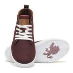 Leon Sneaker // Burgundy (US: 8.5)