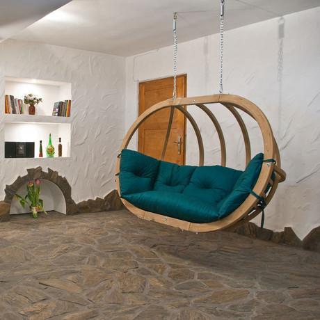 Globo Royal Double Chair (Green)