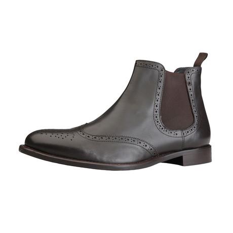Rael Chelsea Boot // Brown