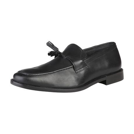 Dryan kwastje Loafer // Black