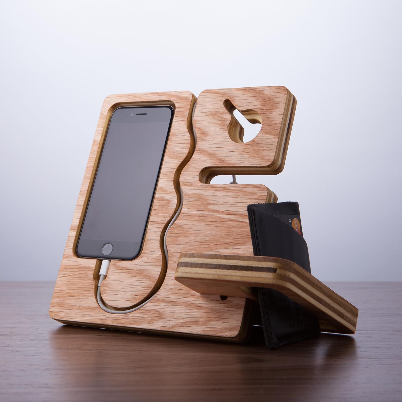 Watch Dock Valet // Apple Watch (iPhone 6) - Undulating