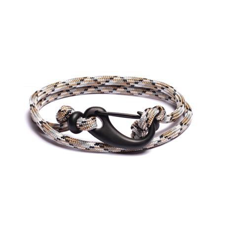 Scorpion Cord Bracelet