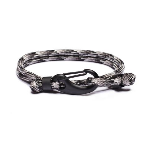 Alpha Cord Bracelet