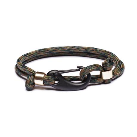 Camo Cord Bracelet