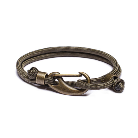 Commander Cord Bracelet
