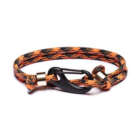 Boyscout Cord Bracelet