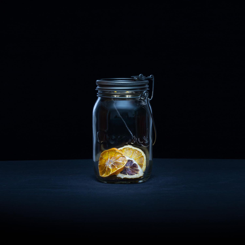 Consol Solar Jar 2 Jars