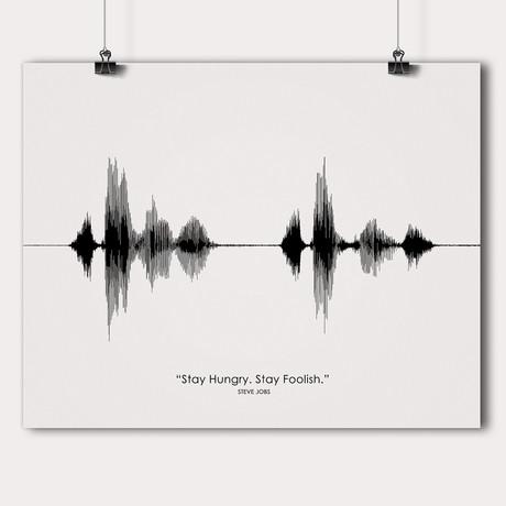 Steve Jobs // 0026 quot; Stay Foolish 0026 quot;