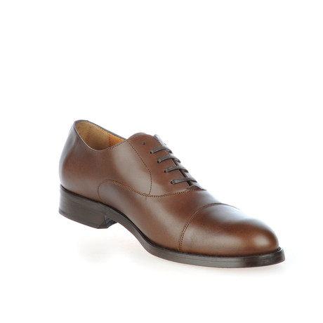 Bespoke // Leather Oxford // Brown