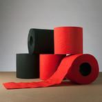 Renova Tissue // Black + Red