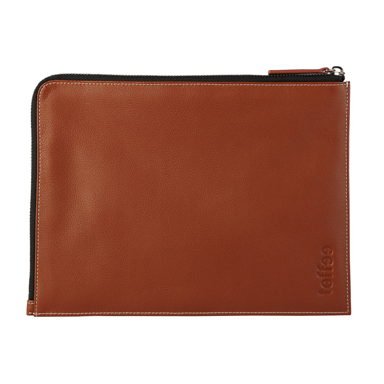 sports shoes fe2c0 53e0d Leather Corner Sleeve // Tan (iPad Air) - Toffee Cases - Touch of Modern