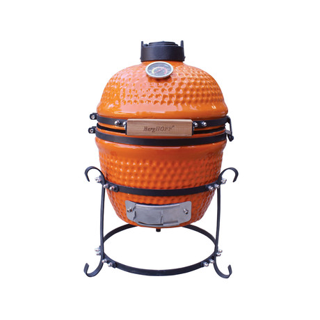 Studio Ceramic BBQ // Orange (Small)
