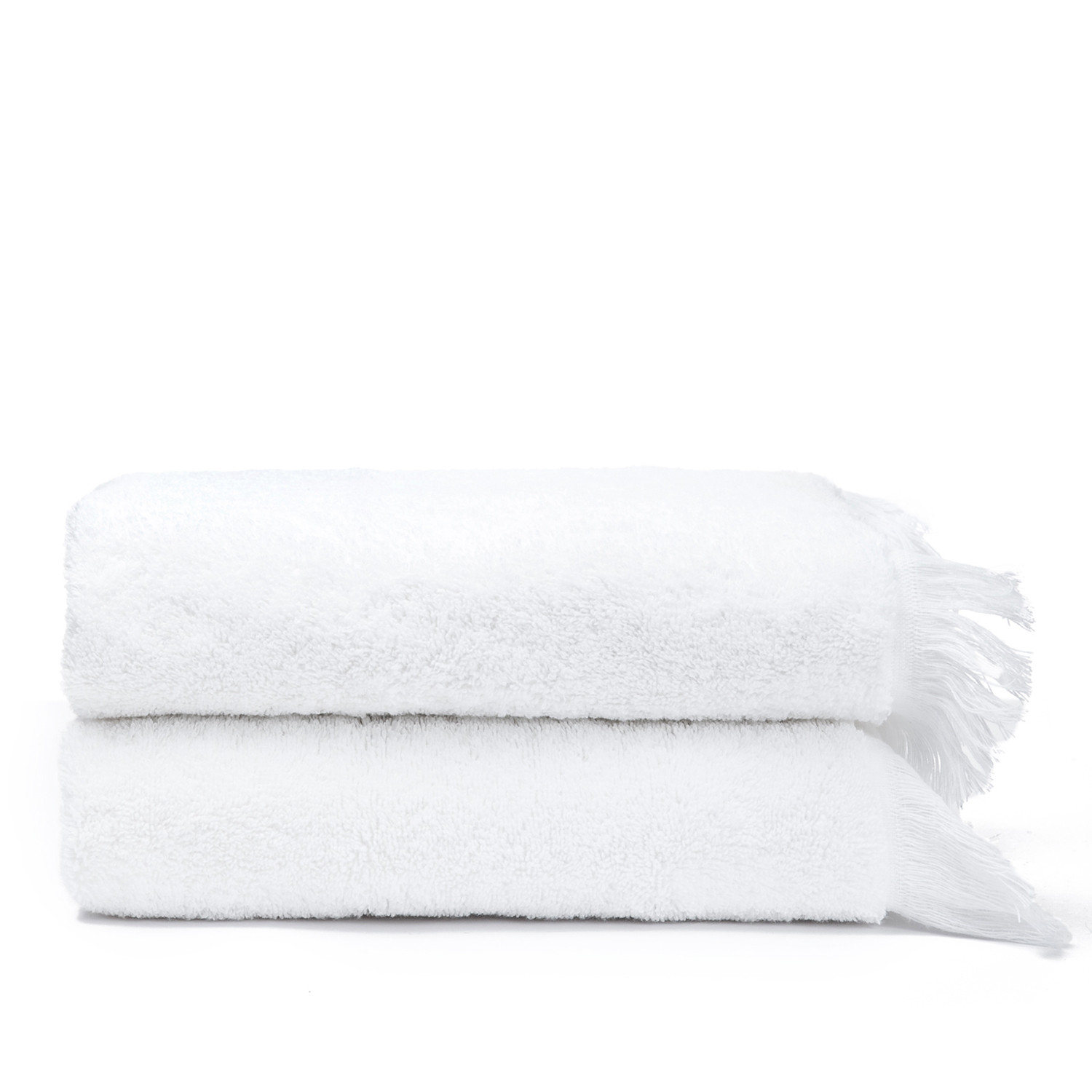 face towel 1 set of 2 smooth white casa di bassi touch of modern. Black Bedroom Furniture Sets. Home Design Ideas