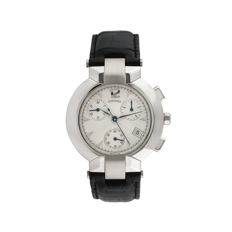 Concord La Scala Chronograph Quartz 806-10.001 // // c.2000's // Pre-Owned
