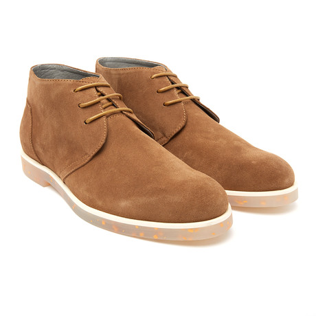 Anthony Miles // Cayton Suede Chukka Boot // Tan (Euro: 41)