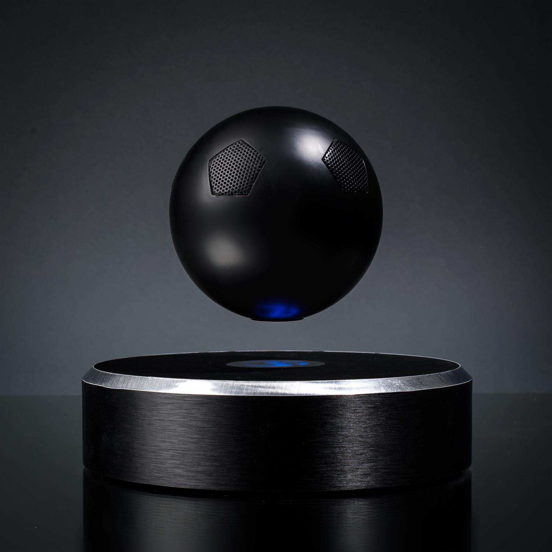 Touch Of Modern: OM/ONE Levitating Speaker // Jet Black