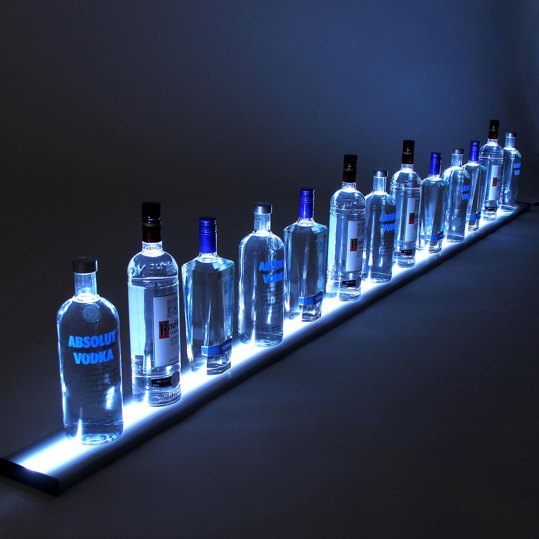 LED Liquor Shelf // 8 Feet - Vipply - Touch of Modern